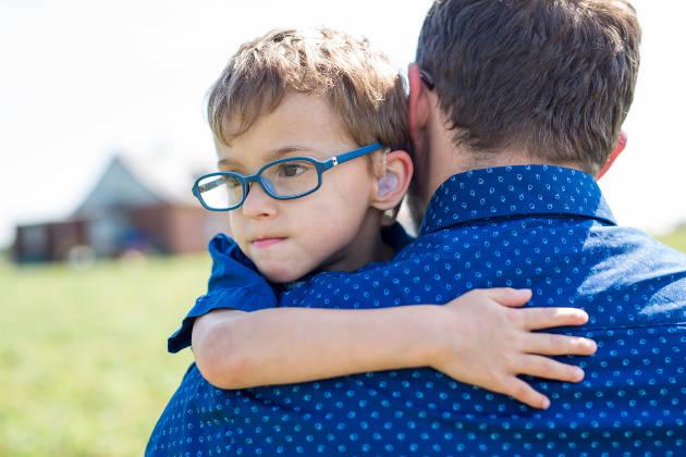 Accompagner les parents d'enfants sourds