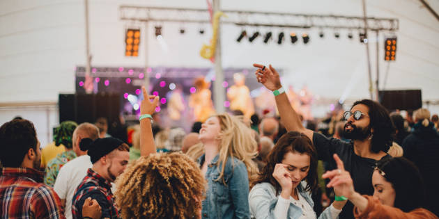 Festivals, discothèques : 102 décibels maximum