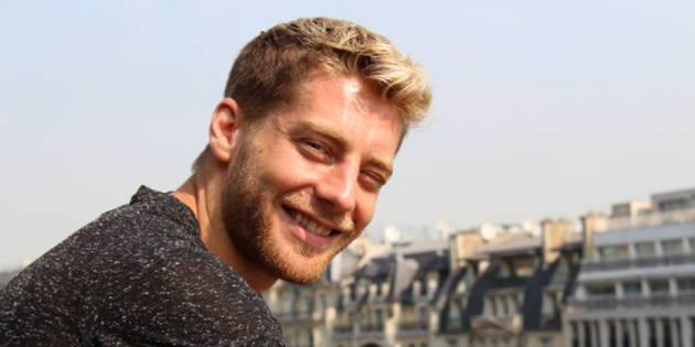Yann-Alrick Mortreuil, danseur professionnel : «L'appareillage m'a sauvé la vie »