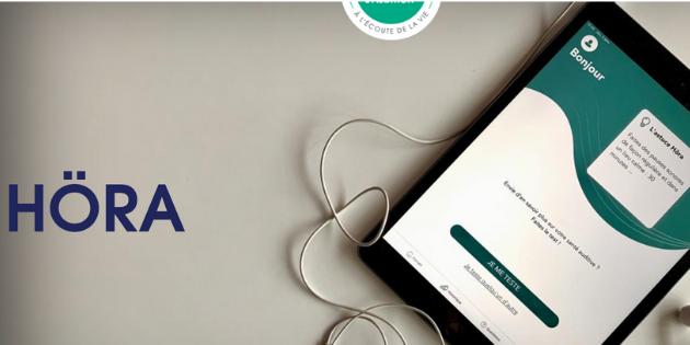 La Fondation Pour l'Audition lance une application pour repérer les troubles de l'audition