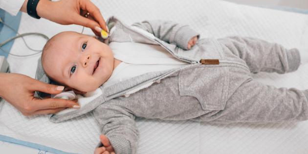 Une méthode permettrait de diagnostiquer plus rapidement des cas de surdité chez les nouveau-nés