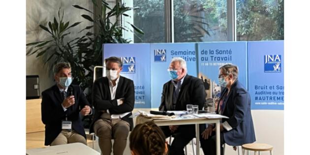 Santé auditive au travail : la JNA alerte sur l'urgence sur le bruit au travail