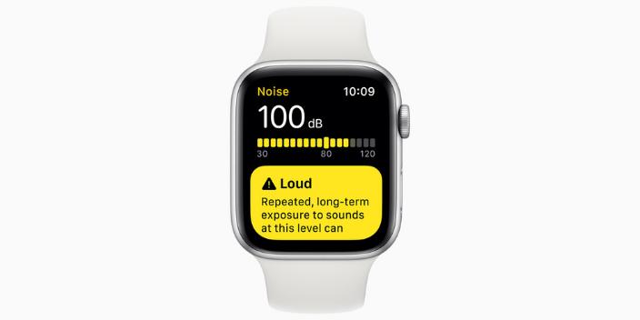 """Apple annonce """" Bruit """" : nouvelle fonctionnalité axée sur l'audition"""