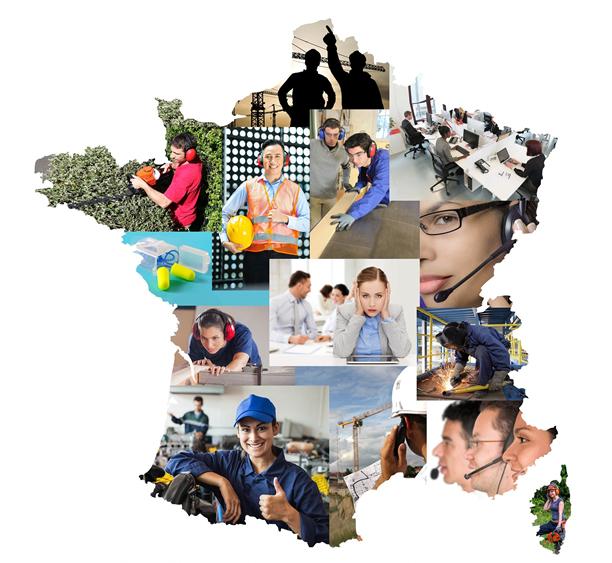 2e édition de la Semaine de la Santé auditive au travail pour la JNA : Le bien-être comme slogan